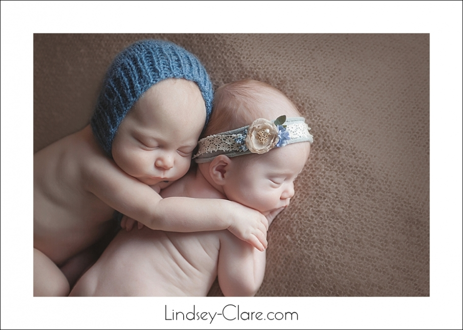 A Twins Lindsey Clare Photography newborns 3